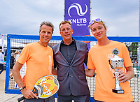 Den Bosch, Netherlands, 16 June, 2018, Tennis, Libema Open, Winners beachtennis<br /> Photo: Henk Koster/tennisimages.com