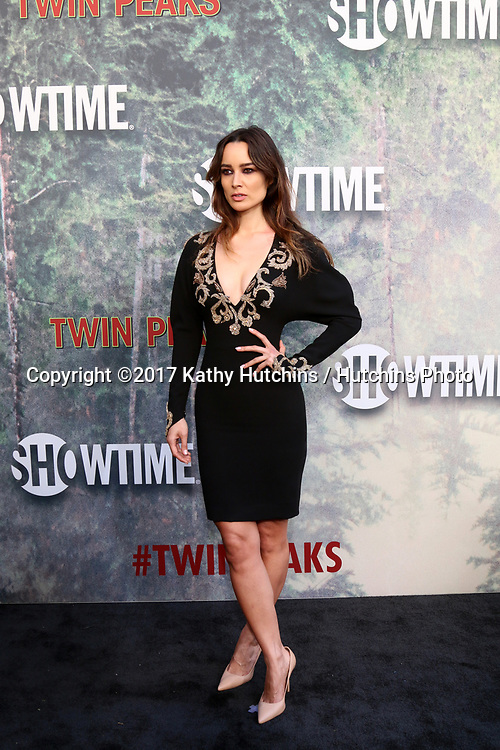 "LOS ANGELES - MAY 19:  Berenice Marlohe at the ""Twin Peaks"" Premiere Screening at The Theater at Ace Hotel on May 19, 2017 in Los Angeles, CA"