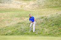 Pat Murray (Limerick) on the 13th during Round 3 of The South of Ireland in Lahinch Golf Club on Monday 28th July 2014.<br /> Picture:  Thos Caffrey / www.golffile.ie