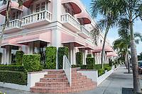 Fine dining and shopping along Third Street South, Naples, Florida, USA, 2012. Photo by Debi Pittman Wilkey