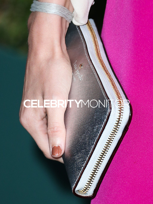 BEVERLY HILLS, CA, USA - OCTOBER 02: Lindsay Burdge arrives at Michael Kors Launch Of Claiborne Swanson Franks's 'Young Hollywood' Book held at a Private Residence on October 2, 2014 in Beverly Hills, California, United States. (Photo by Xavier Collin/Celebrity Monitor)