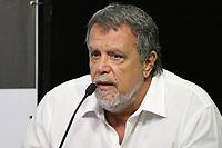 SÃO PAULO, SP, 13.02.2019: CARNAVAL-SP: José Cury Filho, Representante do Fórum Aberto dos Blocos de Carnaval de São Paulo, participa de coletiva de imprensa para detalhamento do Carnaval de Rua de São Paulo 2019, nesta quarta-feira, 13. (Foto: Charles Sholl/Brazil Photo Press)