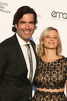 LOS ANGELES - SEP 23:  Carter Oosterhouse, Amy Smart at the 27th Environmental Media Awards at the Barker Hangaer on September 23, 2017 in Santa Monica, CA