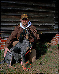 At the annual Coon Dog Hunt in Orangeburg, South Carolina about 3000 coon dogs and their handlers met, argued, hunted and talked about coon dog hunting...