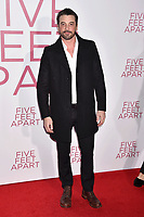 WESTWOOD, CA - MARCH 07: Skeet Ulrich attends the Premiere Of Lionsgate's 'Five Feet Apart' at Fox Bruin Theatre on March 07, 2019 in Los Angeles, California.<br /> CAP/ROT/TM<br /> &copy;TM/ROT/Capital Pictures