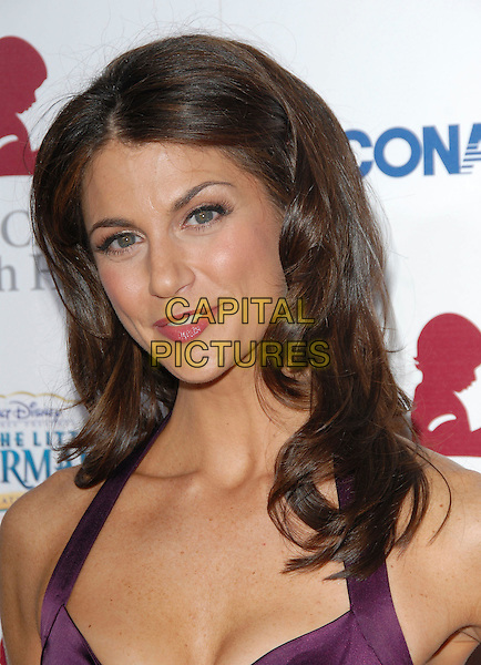 SAMANTHA HARRIS.Attends Runway for Life, Benefiting St. Jude Children's Research Hospital held at The Beverly Hilton Hotel in Beverly Hills, California, USA, September 15th 2006..portrait headshot.Ref: DVS.www.capitalpictures.com.sales@capitalpictures.com.©Debbie VanStory/Capital Pictures