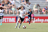 Cary, North Carolina  - Saturday July 01, 2017: Daphne Corboz during a regular season National Women's Soccer League (NWSL) match between the North Carolina Courage and the Sky Blue FC at Sahlen's Stadium at WakeMed Soccer Park. Sky Blue FC won the game 1-0.