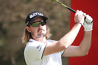 Christofer Blomstrand (SWE) during the third round of the Magical Kenya Open presented by ABSA, played at Karen Country Club, Nairobi, Kenya. 16/03/2019<br /> Picture: Golffile | Phil Inglis<br /> <br /> <br /> All photo usage must carry mandatory copyright credit (&copy; Golffile | Phil Inglis)