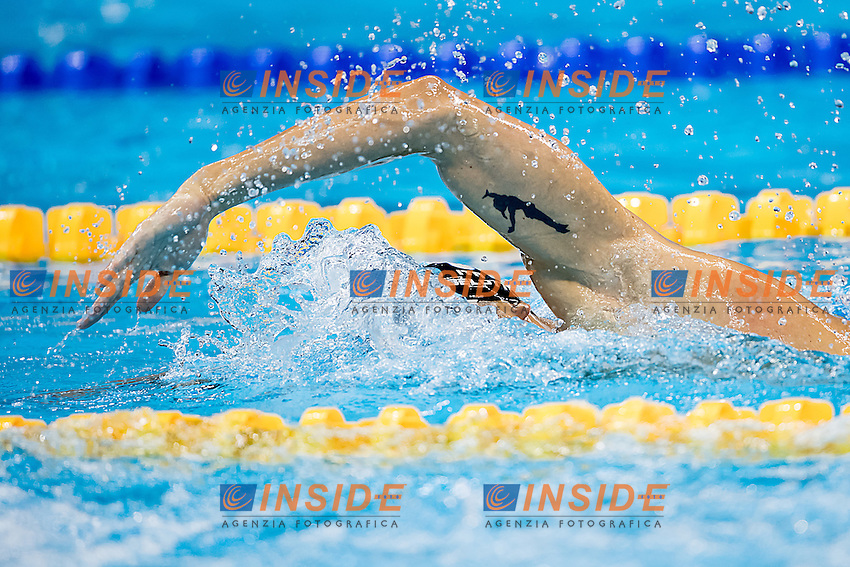 Belotti Marco ITA<br /> 200 freestyle men<br /> Rio de Janeiro 06-08-2016 XXXI Olympic Games <br /> Olympic Aquatics Stadium <br /> Swimming heats 07/08/2016<br /> Photo Giorgio Scala/Deepbluemedia/Insidefoto
