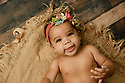 Karsyn B Baby Bee 4 Month Session 2 of 4