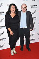 Sudabeh Mortezai and Lenny Abrahamson<br /> arriving for the London Film Festival Awards, Vue Leicester Square, London<br /> <br /> ©Ash Knotek  D3452  20/10/2018
