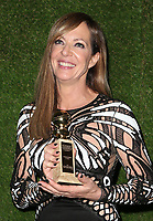 7 January 2018 -  Beverly Hills, California - Allison Janney. 75th Annual Golden Globe Awards_Roaming held at The Beverly Hilton Hotel. <br /> CAP/ADM/FS<br /> &copy;FS/ADM/Capital Pictures