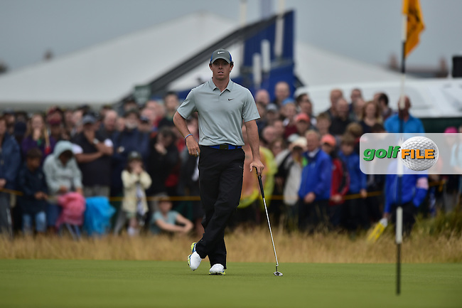 Rory MCILROY (NIR) during round three of The 143rd Open championship Royal Liverpool Golf club, Hoylake, England.: Picture Eoin Clarke www.golffile.ie: 19th July 2014