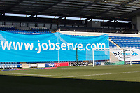 A general shot pre kick off at the JpbServe Community stadium during Colchester United vs Carlisle United, Sky Bet EFL League 2 Football at the JobServe Community Stadium on 23rd February 2019