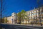 Kancelaria Prezesa Rady Ministr&oacute;w w Alejach Ujazdowskich, Warszawa, Polska<br /> Chancellery of the Prime Minister of Poland in Aleje Ujazdowskie, Warsaw, Poland