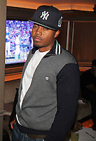 NEW YORK, NY - SEPTEMBER 26:..Nas attends the NBA 2K13 Premeire at 40/40.....© Walik Goshorn / Retna Ltd. /MediaPunch Inc. /NortePhoto