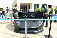 OFFICIAL PRESENTATION LAMBDA PERFORMANCE FORD GT