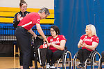 Wheelchair Basketball Canada and the Canadian Paralympic Committee are proud to announce the 24 athletes – 12 men and 12 women – nominated for selection to Team Canada for the Rio Paralympic Games this September during an event in Toronto May 31, 2016. Photos Charles Gordon, CPC