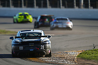 #28 RS1 Porsche Cayman GT4 MR, GS: Jan Heylen, Charlie Luck, Fred Poordad