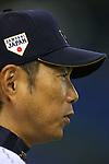 Hiroki Kokubo (JPN), <br /> NOVEMBER 15, 2014 - Baseball : <br /> 2014 All Star Series Game 3 between Japan 4-0 MLB All Stars <br /> at Tokyo Dome in Tokyo, Japan. <br /> (Photo by Shingo Ito/AFLO SPORT)[1195]