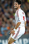 AC Milan's  Pato during Champions League match on september 13th 2011...Photo: Cesar Cebolla / ALFAQUI
