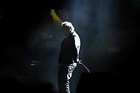 MAR 14 Morrissey performing at SSE Arena, Wembley in London.