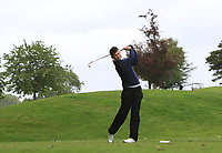 Jack Walsh (Castle) on the 10th tee during Round 3 of the Connacht Stroke Play Championship at Athlone Golf Club Sunday 11th June 2017.<br /> Photo: Golffile / Thos Caffrey.<br /> <br /> All photo usage must carry mandatory copyright credit     (&copy; Golffile | Thos Caffrey)