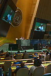 General Assembly Seventy-fourth session, 1st plenary meeting