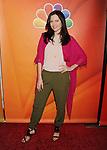 PASADENA, CA - JANUARY 16: Actress Jill Flint attends the NBCUniversal 2015 Press Tour at the Langham Huntington Hotel on January 16, 2015 in Pasadena, California.
