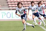 Aya Miyama (Belle), <br /> MAY 4, 2014 - Football /Soccer : <br /> Plenus Nadeshiko League 2014 <br /> between Urawa Reds Ladies 1-3 Okayama Yunogo Belle <br /> at Saitama Urawa Komaba Stadium, Saitama, Japan. <br /> (Photo by AFLO SPORT) [1205]