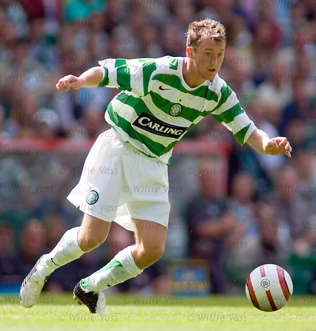 Aiden McGeady, Celtic.stock season 2005-2006.pic willie vass