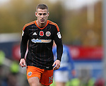 Paul Coutts of Sheffield Utd during the English League One match at the Proact Stadium, Chesterfield. Picture date: November 13th, 2016. Pic Simon Bellis/Sportimage