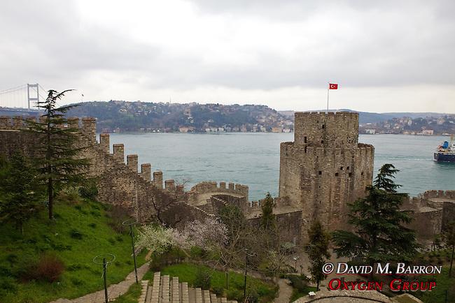 Rumelihisari (Rumeli Fortress)