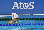 Clemance Pare competes in the para swimming  at the 2019 ParaPan American Games in Lima, Peru-27aug2019-Photo Scott Grant