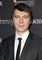 04 November 2018 - Los Angeles, California - Paul Dano. 10th Hamilton Behind the Camera Awards hosted by Los Angeles Confidential at Exchange LA. <br /> CAP/ADM/FS<br /> &copy;FS/ADM/Capital Pictures
