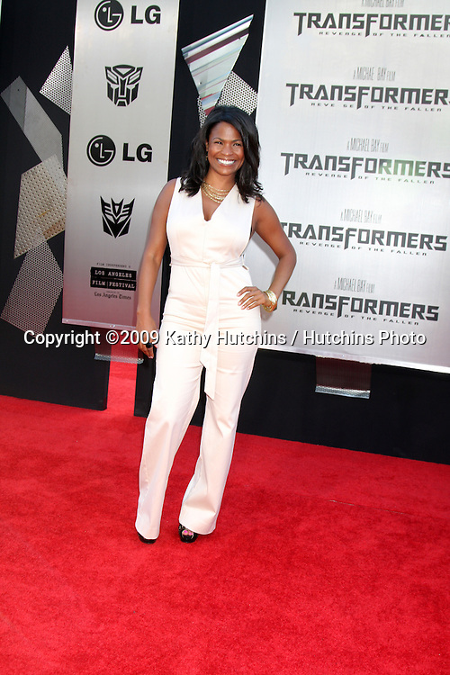 "Nia Long arriving at the ""Transformers: Revenge of the Fallen"" Premiere at the Mann's Village Theater in Westwood, CA  on June 22, 2009.  .©2009 Kathy Hutchins / Hutchins Photo"