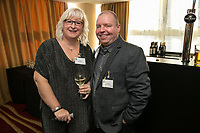 Anita White of Mortimer Duke and Tim White of Shard Associates
