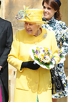 Royal Maundy Service at St George's Chapel