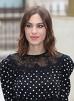 Alexa Chung at the Royal Academy Of Arts Summer Exhibition Preview Party 2019, at the Royal Academy, Piccadilly, London on June 4th 2019<br /> CAP/ROS<br /> ©ROS/Capital Pictures