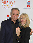 "Judith Light - One Life To Live - ""Karen Wolek""  & husband Robert Desiderio at the 27th Annual Broadway Flea Market & Grand Auction to benefit Broadway Cares/Equity Fights Aids in Shubert Alley, New York City, New York.  (Photo by Sue Coflin/Max Photos)"