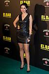 """Veronca Verona attends the premiere of the film """"El bar"""" at Callao Cinema in Madrid, Spain. March 22, 2017. (ALTERPHOTOS / Rodrigo Jimenez)"""