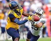 NCAA FOOTBALL: BYU vs. West Virginia