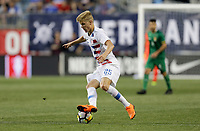 Chester, PA - Monday May 28, 2018: Keaton Parks during an international friendly match between the men's national teams of the United States (USA) and Bolivia (BOL) at Talen Energy Stadium.