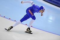 SCHAATSEN: HEERENVEEN: Thialf, KPN NK sprint, 29-12-11, Lucas van Alphen, ©foto: Martin de Jong