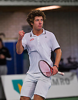 18-01-14,Netherlands, Rotterdam,  TC Victoria, Wildcard Tournament,   Sebastiaan Bonapart (NED)<br />