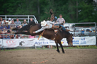 SRA - Gates, NC - 5.9.2014 - Bareback and Saddle Bronc
