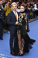 "Zac Efron and Lily Collins<br /> arriving for the ""Extremely Wicked, Shockingly Evil And Vile"" premiere at the Curzon Mayfair, London<br /> <br /> ©Ash Knotek  D3495  23/04/2019"