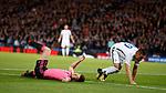 kieran Tierney eased off the ball by Robert Mak