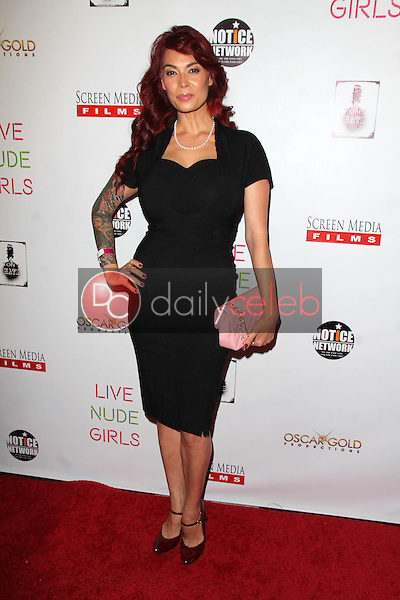 Tera Patrick<br /> at the &quot;Live Nude Girls&quot; Los Angeles Premiere, Avalon, Hollywood, CA 08-12-14<br /> David Edwards/DailyCeleb.com 818-249-4998
