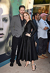 HOLLYWOOD, CA - JUNE 26: Darren Le Gallo (L) and Amy Adams attend the Los Angeles premiere of the HBO limited series 'Sharp Objects' at ArcLight Cinemas Cinerama Dome on June 26, 2018 in Hollywood, California.